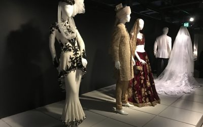 Wedding Gown Claudia Chan Shaw Love Is Exhibition Powerhouse Museum
