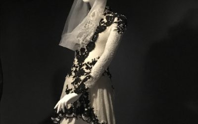 Wedding gown Claudia Chan Shaw Powerhouse Museum